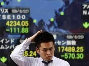 CK châu Á 24-4: Nikkei tiếp tục giảm ảnh 1