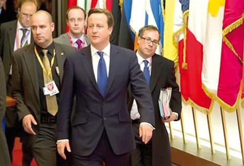 Thượng đỉnh EU: Lại thất bại vì chia rẽ ảnh 1