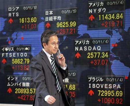 CK châu Á 3-7: Xanh hóa thị trường ảnh 1