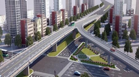 TPHCM: 354 tỷ đồng xây cầu vượt ngã sáu Gò Vấp ảnh 1