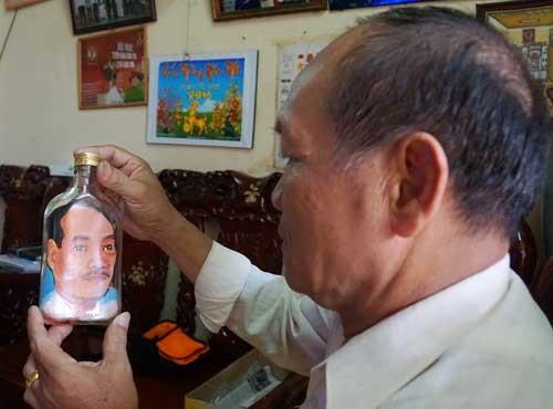 Họa sĩ Võ Tấn Thành (K2): Phát họa chân dung sát thủ máu lạnh ảnh 3