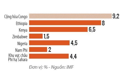 Châu Phi: Thị trường 1,1 tỷ người đầy hứa hẹn ảnh 1