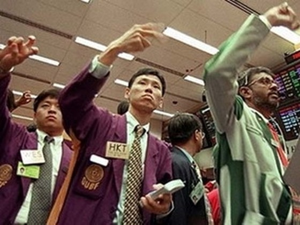 CK châu Á 12-9: Đồng loạt giảm mạnh ảnh 1