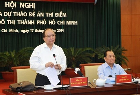 Chính quyền đô thị TPHCM: Giải quyết các vấn đề lớn ảnh 1