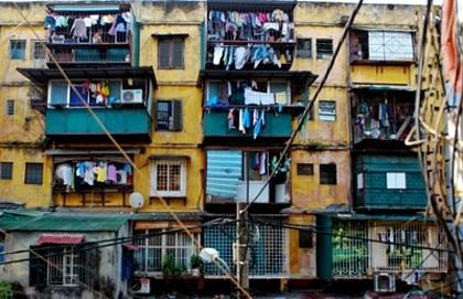 Doanh nghiệp thờ ơ cải tạo chung cư cũ ảnh 1