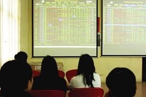 CK 1-4: Thiếu lực đỡ, thị trường trượt dốc ảnh 1