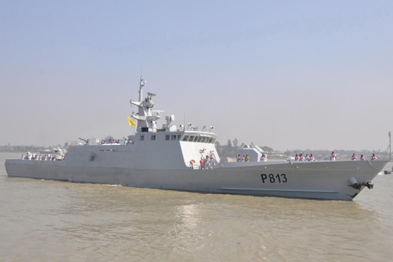 Bangladesh tự đóng tàu tàng hình ảnh 2
