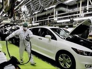 Sản lượng công nghiệp Nhật giảm tháng thứ 3 ảnh 1