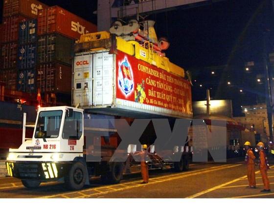 """Yêu cầu báo cáo tình trạng """"rác"""" container ảnh 1"""