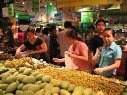 CPI Hà Nội tháng 4 giảm 0,15% ảnh 1