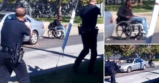 Hoa Kỳ: Thêm một vụ cảnh sát bắn người da đen ảnh 1