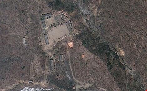 Triều Tiên sắp phóng tàu vũ trụ? ảnh 1