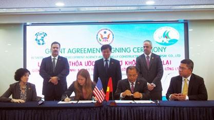 USTDA hỗ trợ phát triển năng lượng gió Việt Nam ảnh 1