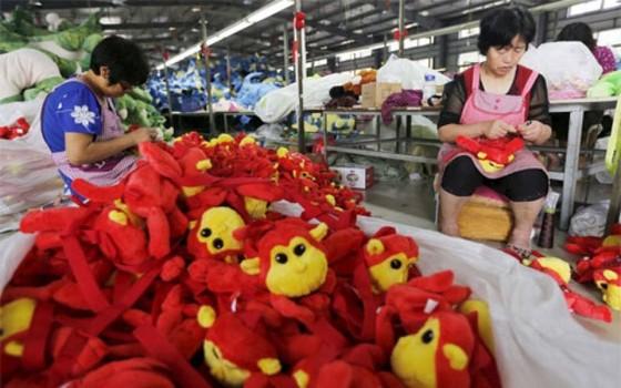 Kinh tế Trung Quốc phát tín hiệu đáng lo mới ảnh 1