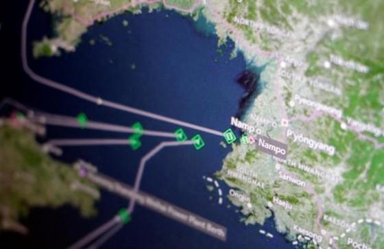 Trung Quốc từ chối tàu than Triều Tiên ảnh 1