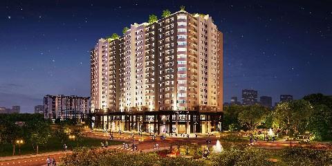 Mở bán khu căn hộ Dream Home Residence ảnh 1