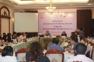 Diễn đàn Việt-Đức về cải cách kinh tế vĩ mô ảnh 1