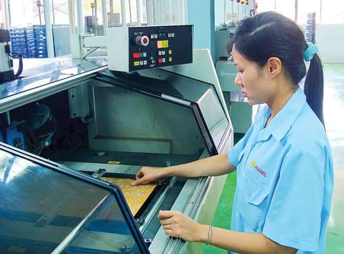 Công nghiệp điện tử: Lu mờ thương hiệu Việt ảnh 1