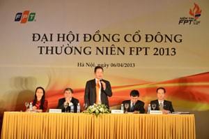 FPT đẩy mạnh dịch vụ và đầu tư ra nước ngoài ảnh 1