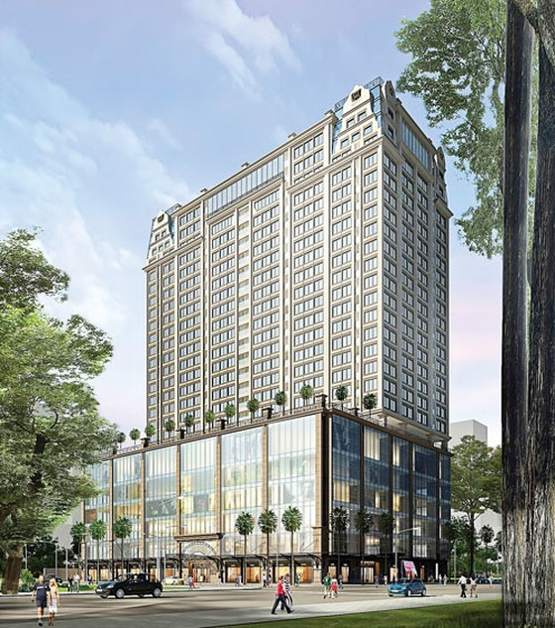 C.T Group mở bán đợt 4 Léman Luxury Apartments ảnh 1