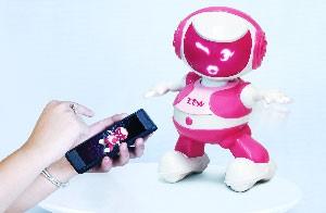 DiscoRobo ra mắt smartphone mới ảnh 1
