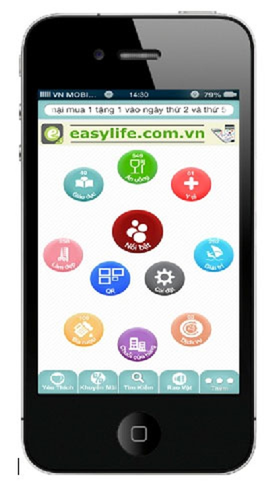 Covisoft ra mắt ứng dụng tìm kiếm thông minh Ezlife ảnh 1