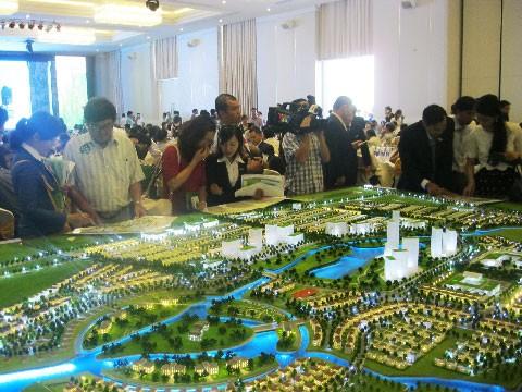 Mở bán dự án Five Star Eco City ảnh 1