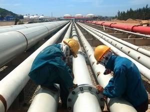 Lọc dầu Dung Quất: Dừng sản xuất để kiểm tra ảnh 1