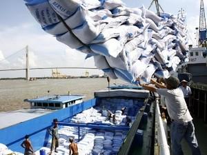 Các tỉnh ĐBSCL xuất khẩu trên 1 triệu tấn gạo ảnh 1