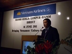 Mở đường bay thẳng Hà Nội-Kuala Lumpur ảnh 1