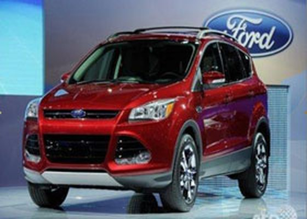 Ford thu hồi xe Escape SUV 2013 ảnh 1