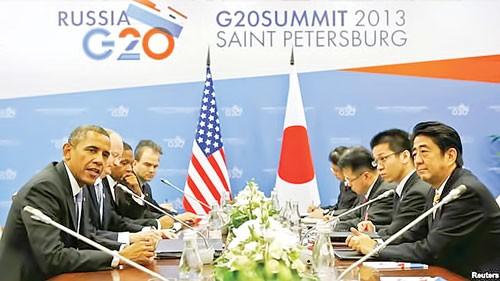 G20: Kích thích kinh tế, chống trốn thuế ảnh 1