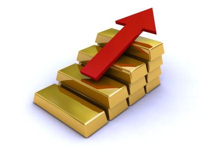 Giá vàng lên cao nhất trong 3 tuần ảnh 1
