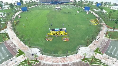 Đại nhạc hội đón chào công viên khủng nhất TPHCM ảnh 4