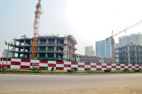 Cận cảnh thị trường (B3): Hà Đông-Hậu phát triển nóng ảnh 1