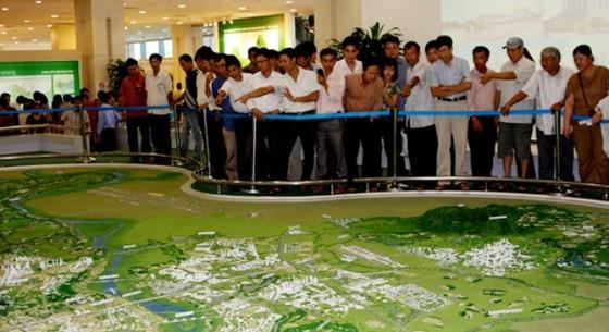 Có hơn 60 đồ án quy hoạch phát triển thủ đô Hà Nội ảnh 1