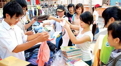 Sôi động Chiến dịch Tiêu dùng sản phẩm xanh lần 2-2011 ảnh 1