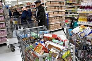 Chi tiêu tiêu dùng Hoa Kỳ tháng 10 tăng mạnh ảnh 1