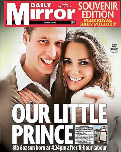 Hoàng tử bé góp sức kinh tế Anh ảnh 1