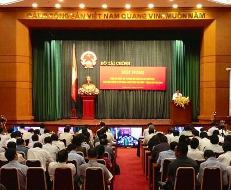 Hội nghị thực hiện nhiệm vụ tài chính-ngân sách ảnh 1