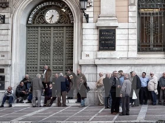 """Moody's hạ xếp hạng nợ Hy Lạp xuống """"vô giá trị"""" ảnh 1"""