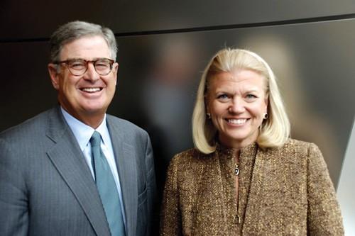 Virginia Rometty, nữ tướng IBM ảnh 1
