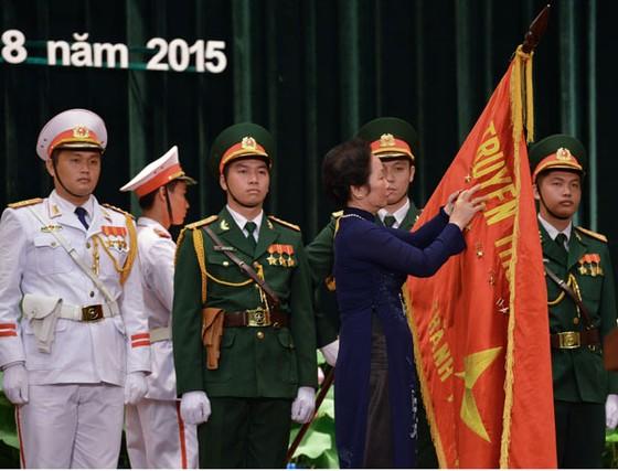 TPHCM đón nhận Huân chương Hồ Chí Minh ảnh 1