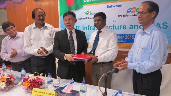 FPT thắng thầu trị giá 33,6 triệu USD tại Bangladesh ảnh 1