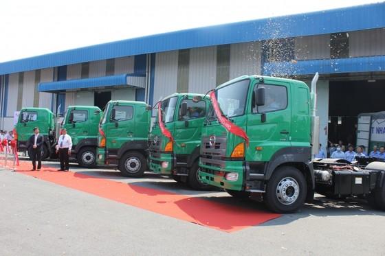 Sabetrans đầu tư 30 xe đầu kéo thân thiện môi trường ảnh 1