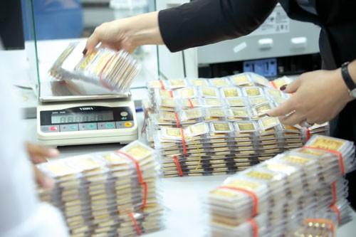 TT Vàng: Công cụ tài chính, giải pháp thị trường ảnh 1