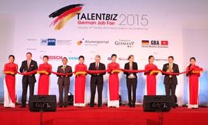Ngày hội việc làm Đức 2015 ảnh 1