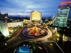 Indonesia giảm phát lần đầu trong 1 thập niên ảnh 1