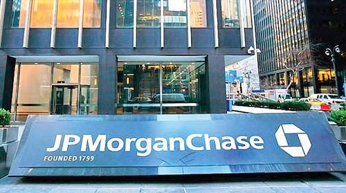 JP Morgan: Nộp phạt vẫn chưa yên ảnh 1