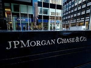 Lợi nhuận JPMorgan và Wells Fargo tăng mạnh ảnh 1